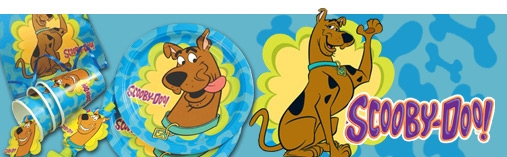 Scooby Doo Party Products