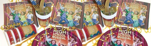 High School Musical Party Products