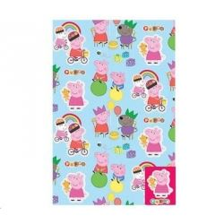 Peppa Pig Gift Wrap And Tags