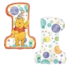 Winnie The Pooh 1st Birthday Super Shape Foil Balloon