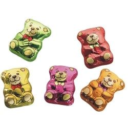 Storz Chocolate Teddy Bears (10)