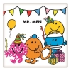 Mr Men & Little Miss Party Napkins