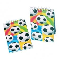 Football Party Note Books