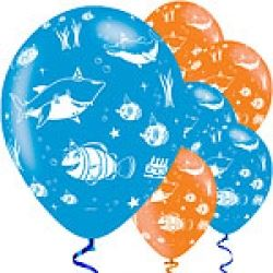 Ocean Buddies Party Balloons