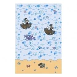Chubblies Pirate Party Tablecover