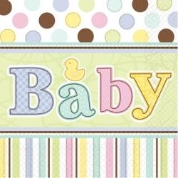 Tiny Bundle Party Napkins Sale