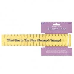 Tummy Measure Game Baby Shower Party