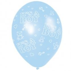 Its A Boy Celebration Balloons