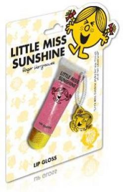 Little Miss Sunshine Lip Gloss
