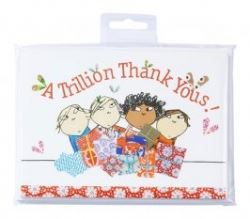 Charlie & Lola Party Thank You Cards