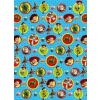 Toy Story Party Gift Wrap And Tags