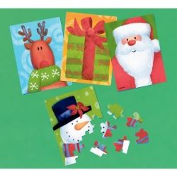 Christmas Party Jigsaw Puzzle