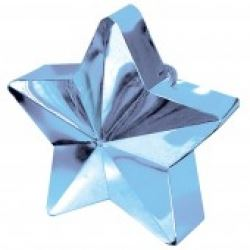 Star Balloon Weight Blue