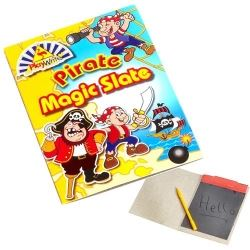 Party Favour Pirate Mini Slate