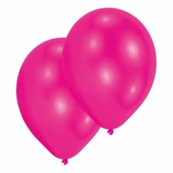 Hot Pink Party Balloons
