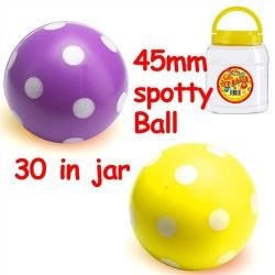 Party Favour Large Jet Bouncy Ball
