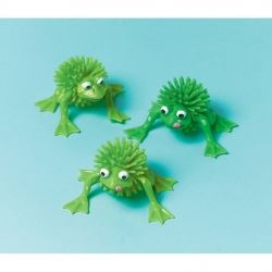 Party Favour Woolly Frog