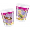 Tinkerbell Flowers Party Cups