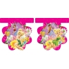 Tinkerbell Flowers Happy Birthday Banner