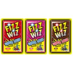 Party Sweet Favours Fizz Whizz Popping Candy