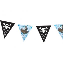 Lovely Chubblies Little Pirate Flag Banner