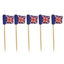 Union Jack  Party Candles