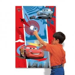 Cars World Tour Party Games
