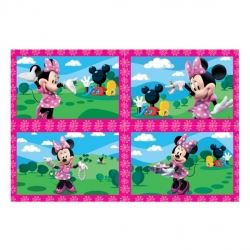 Minnie Mouse Party Favour Jigsaw Puzzles