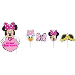 Disney Minnie Mouse Party Door Sign