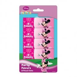 Disney Minnie Mouse Pencil Sets