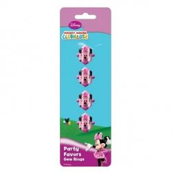 Disney Minnie Mouse Party Gem Rings