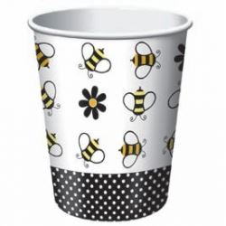 Baby Bee Buzz Party Cups