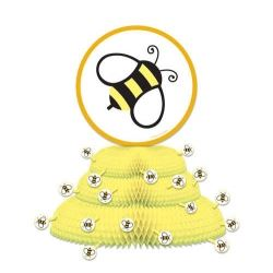 Baby Bee Buzz Party Table Centrepiece