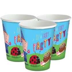 Ben And Hollys Little Kingdom Blue Party Cups