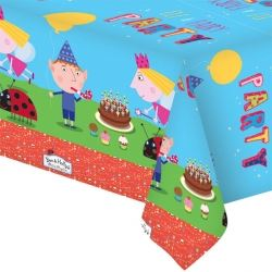 Ben And Hollys Little Kingdom Party Tablecover