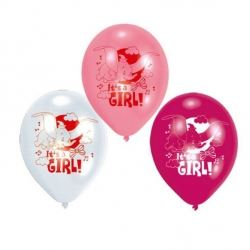 Disney Dumbo Its A Girl Balloons