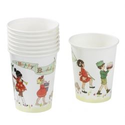 Belle & Boo Party Cups