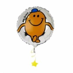 Mr Men Mr Tickle Foil Party Balloon