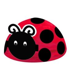 Little Ladybird Party Centrepieces
