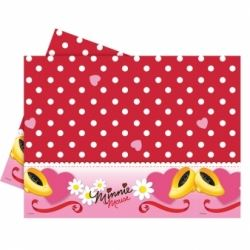 Disney Minnie Mouse Daisies Party Tablecover