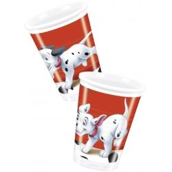 101 Dalmations Dog Party Cups