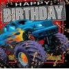 Mudslinger  Monster Truck Party Napkins