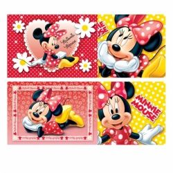 Minnie Mouse Daisies Party Favours Jigsaw Puzzles