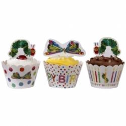Th Hungry Caterpillar Cake Wraps The Very Hungry Caterpillar Partyware