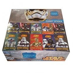 Star Wars Hero Candy Sticks