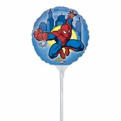 Spiderman Mini Foil Party Balloon