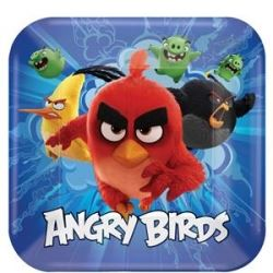 Angry Birds Party Plates