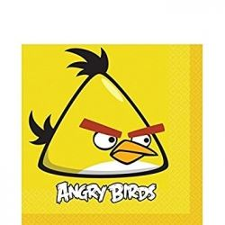 Angry Birds Party Napkins