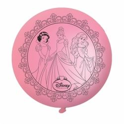 Disney Princess Party Favour Punch Ball Balloon