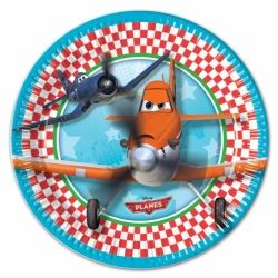 Disney Planes Dusty Party Plates